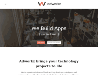 adworkz.com screenshot