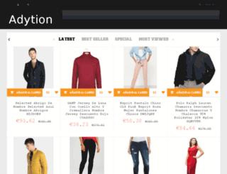 adytion.com screenshot