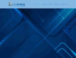 adzonline.co.za screenshot