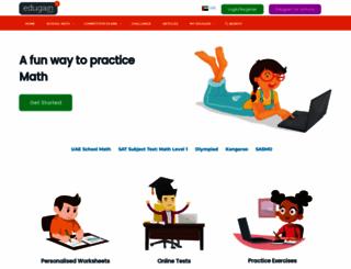 ae.edugain.com screenshot