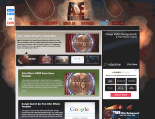 aebuster.com screenshot