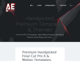 aedaddy.com screenshot
