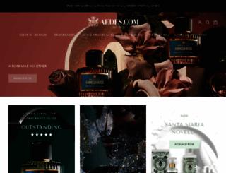 aedes.com screenshot
