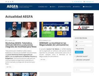 aegfa.com screenshot