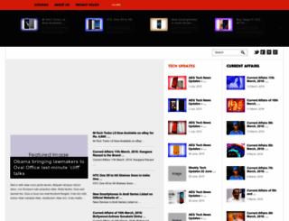 aegindia.org screenshot