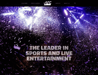aegworldwide.com screenshot
