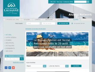 aehl.net screenshot