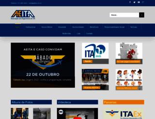 aeitaonline.com.br screenshot
