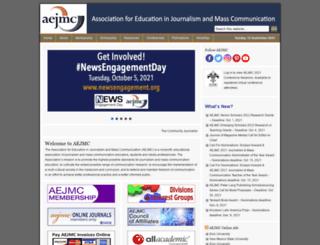 aejmc.com screenshot