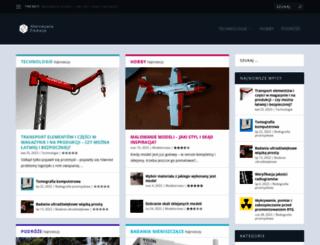 aekatowice.pl screenshot