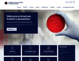 ael.com screenshot