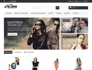 aeoss.com screenshot