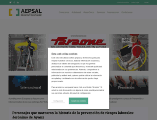 aepsal.com screenshot