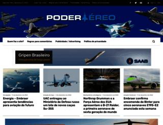 aereo.jor.br screenshot