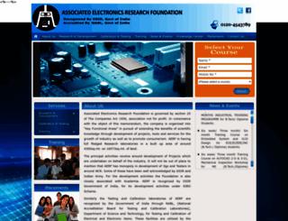 aerfindia.com screenshot
