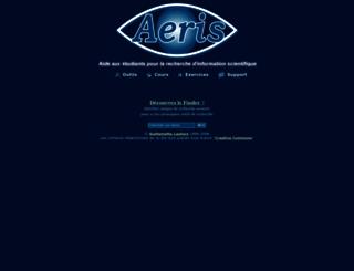 aeris.11vm-serv.net screenshot