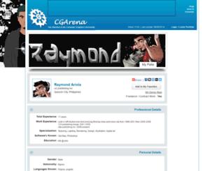 aerlixir.cgarena.com screenshot