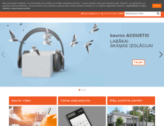 aeroc.lv screenshot