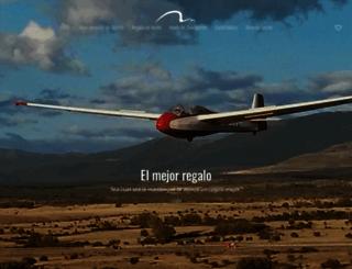 aeroclubdetoledo.com screenshot