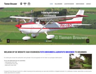 aerofotobrouwer.nl screenshot
