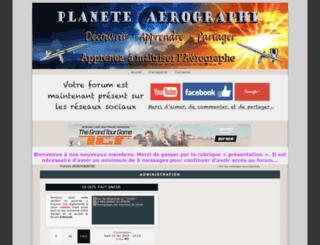 aerographe.winnerbb.com screenshot