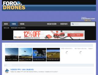 aeromodelismovirtual.com screenshot