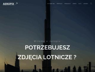 aeropix.pl screenshot
