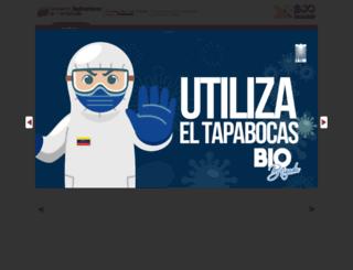 aeropuerto-maiquetia.com.ve screenshot