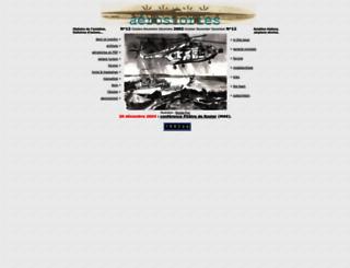 aerostories.free.fr screenshot