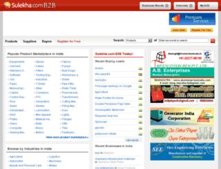 aestheticcosmeticcentre.sulekhab2b.com screenshot