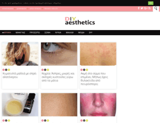 aesthetics-soo.blogspot.com screenshot