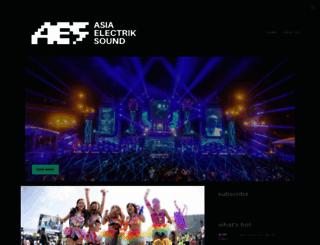 aestw.wordpress.com screenshot