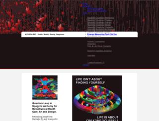 aethera-art.com screenshot