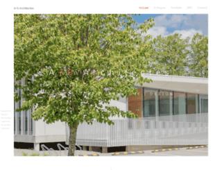 aets-architectes.com screenshot