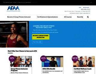 afaa.com screenshot