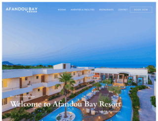 afandoubay.com screenshot
