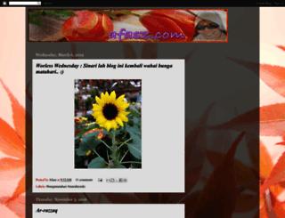 afasz.blogspot.com screenshot