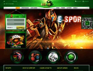 afbasia88.com screenshot