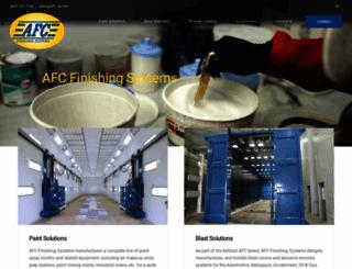 afc-ca.com screenshot