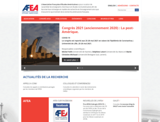 afea.fr screenshot
