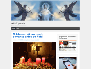 afeexplicada.wordpress.com screenshot