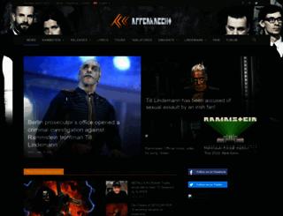 affenknecht.com screenshot