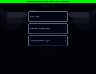 affeurope.com screenshot