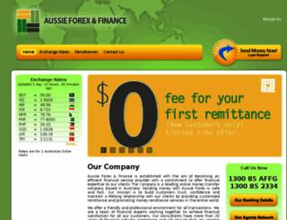 affgroup.com.au screenshot