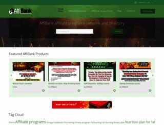 affibank.com screenshot