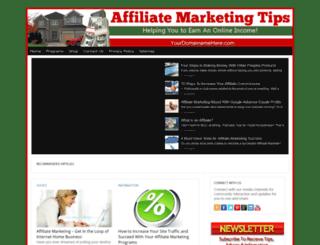affiliate-marketing-guide.sitegap.com screenshot