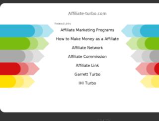 affiliate-turbo.com screenshot