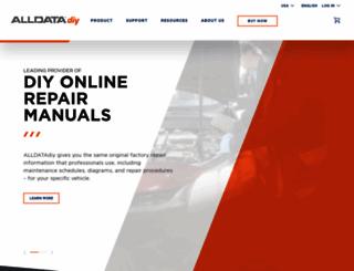 affiliate.alldatadiy.com screenshot