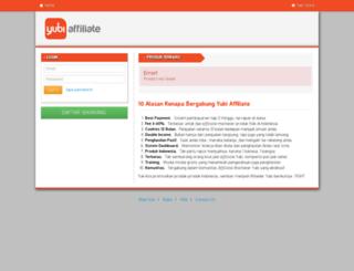 affiliate.yukbisnis.com screenshot
