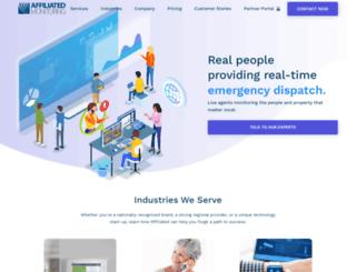 affiliated.com screenshot